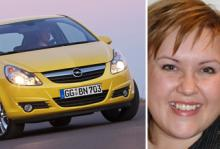 Bästa köp för Susanna Andersson är en begagnad Opel Corsa.