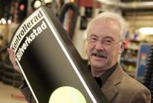 Leif Fagerlund, vd för Kontrollerad Bilverkstad.