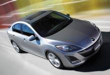 Mazda 3 återkallas