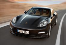 Samtliga Porsche Panamera återkallas