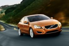 Senare i år lanseras nya Volvo S60.