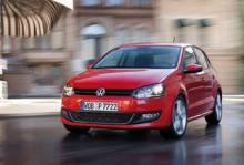 Volkswagen Polo vinner World Car of the Year 2010.