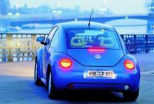 VW Beetle, föregångaren.