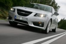 Saab 9-5: 40 nya bilder