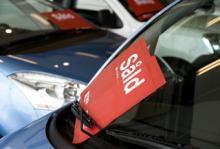 Ketchupeffekt på ökande bilmarknad