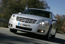 Bilfrågan: Cadillac BLS – en blivande samlarbil?