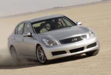 Nissan återkallar mer än 130 000 Infiniti G35