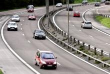 Färre döda på svenska vägar
