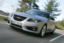 Vi Bilägares Marianne Sterner har provkört nya Saab 9-5.