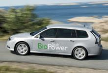 Saab 9-3 SportCombi BioPower.
