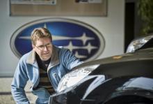 Ulf Pettersson från Rönninge valde Subaru och det har han inte ångrat. Ulf har tillgång till Subaru både på jobbet och privat, en Outback -09 och en Legacy -05.