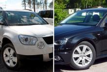 Bilfrågan: Svart bil hetare än vit?