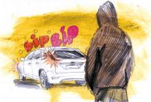 Bilfrågan: Hur bar sig tjuvarna åt?