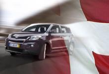 AutoIndex: Toyotaägare nöjdast i Danmark