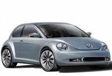 VW Beetle - ny form på gammal modell