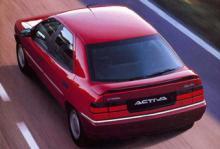 Citroën Xantia Activa.