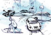 Bilfrågan: Inte samma regler på vintern?