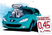 Bilfrågan: Högre effekt och lägre förbrukning?