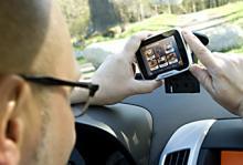 Bilfrågan: Begriper GPS:en höjdskillnader?