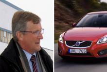 Saabchefen Jan Åke Jonsson uppges vara en av kandidaterna till jobbet som ny vd för Volvo.