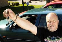 Jonny Forsberg tog tillbaka sitt erkännande om fortkörning. Nu får han tillbaka körkortet tills tingsrätten behandlat ärendet.