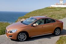 Nya Volvo S60: Varför inte halvkombi?