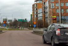 NTF konstaterar att varannan svensk trafikant inte vet hur man kör i rondeller.