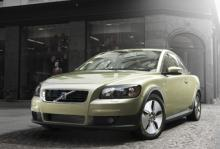 Volvo C30 är en av de återkallade bilarna.