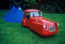 Bilfrågan: Vad heter bilen på bilden?