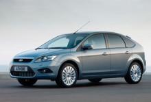 Ford Focus får förlängd garanti