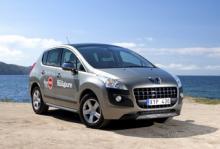 Peugeot 3008 - årets bästa semesterbil