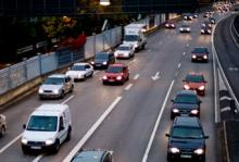 Motorvägar mörkläggs av miljöskäl