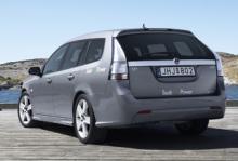 Volvo V60 med Saab-look