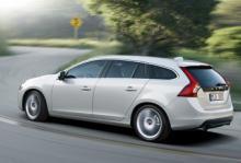 Volvo V60 lanseras senare i år.