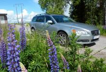 Provkörning: Volvo V70 Drive