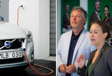 Miljöpartiet: Bonus till bilar med låga utsläpp