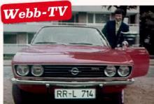 Bilreklam genom åren: Opel Manta