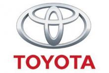 """""""Toyotaförare glömde bromsa"""""""