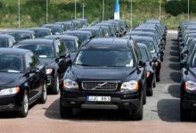 Grönt ljus för Volvofabrik i Kina