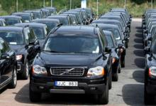 Volvo fortsätter att backa i USA