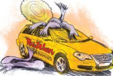 Bilfrågan: Hur blir jag av med rutten lukt?