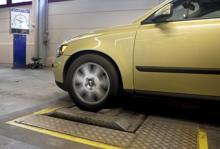 500 000 bilar får bromsarna underkända