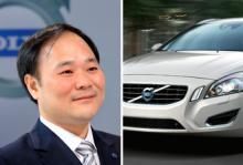 Volvos styrelseordförande Li Shufu.