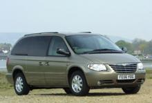 Chrysler Grand Voyager.