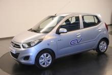Hyundai BlueOn - ny elbil