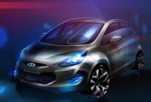 Hyundai avslöjar ix20