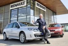 Renault får ännu en tid dras med sin historia, exempelvis med av Bilprovningen hårt prickade Laguna 2001-2007. Philippe Jombart, ny vd hos Renault Nordic, lovar att nya Laguna håller helt annan kvalitet.