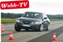 Vi Bilägare testar nya Saab 9-5