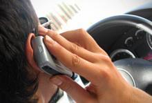 Vägvalet: Förbud mot mobil vid ratten?