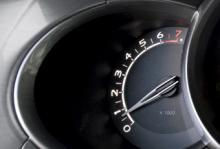 Bilfrågan: Varvräknaren behövs!